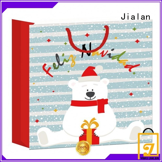 Jialan paper carrier bags widely employed for