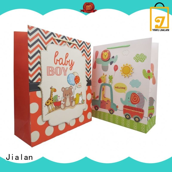 Jialan gift bags supply for gift packing