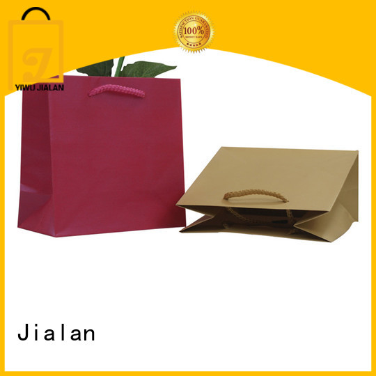 Jialan cost saving gift bags widely applied for holiday gifts packing