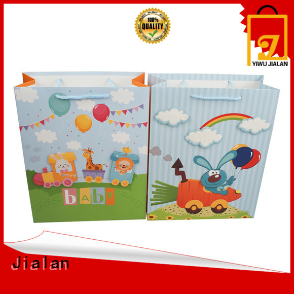 Jialan paper bag supplier very useful for packing gifts