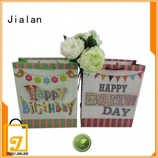 Jialan gift bags wholesale very useful for gift packing