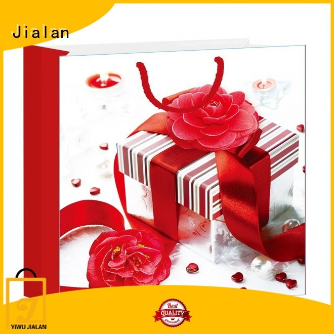 Jialan exquisite personalized gift bags wholesale for packing gifts