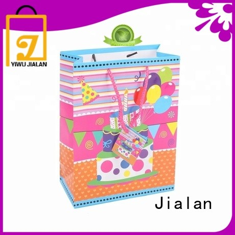 Jialan personalized gift bags indispensable for