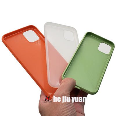 Custom Mobile Phone Accessories For New iPhone 11 5.8 2019 Original Liquid Silicone Case