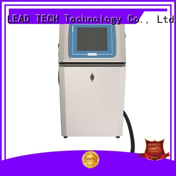 LEAD TECH printing meaning company for tobacco industry printing