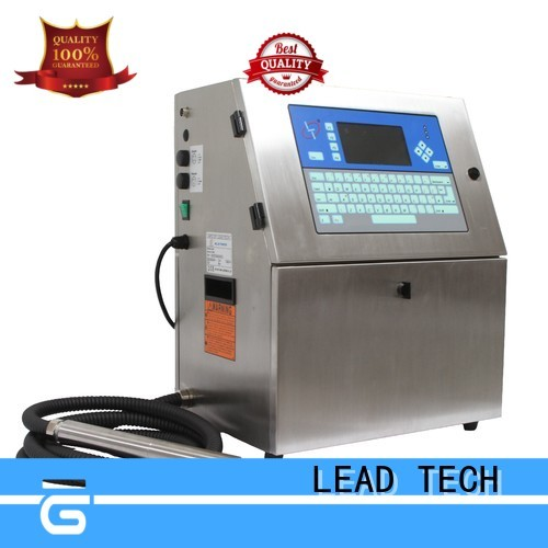 LEAD TECH inkjet printer wiki factory for building materials printing