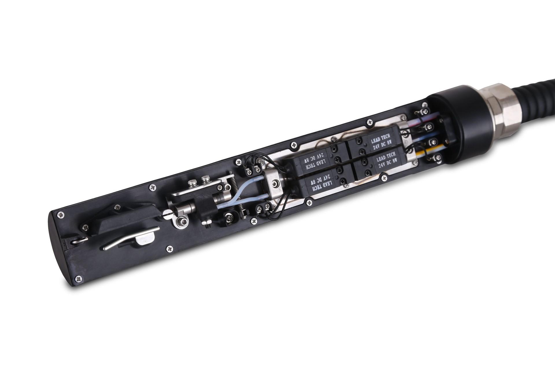Lead Tech Lt710 PP Pipe Coding Continuous Cij Inkjet Printer