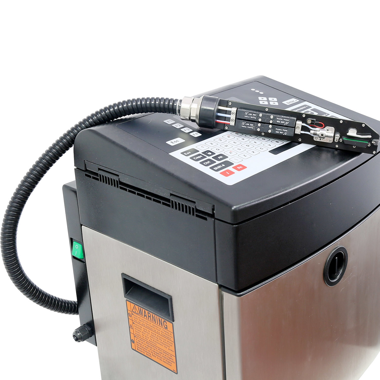 Lead Tech Lt760 Egg Coding Continuous Cij Inkjet Printer