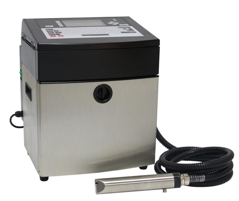 Lead Tech Lt760 Tuna Can Coding Continuous Cij Inkjet Printer