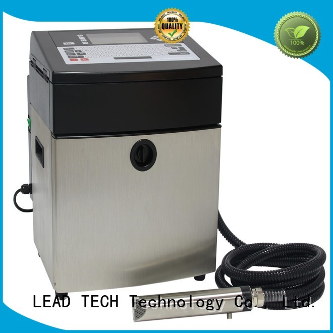 LEAD TECH hot-sale a2 inkjet printer company for building materials printing