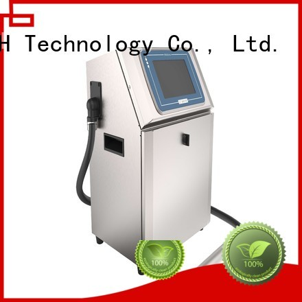 LEAD TECH non inkjet printer good heat dissipation for daily chemical industry printing
