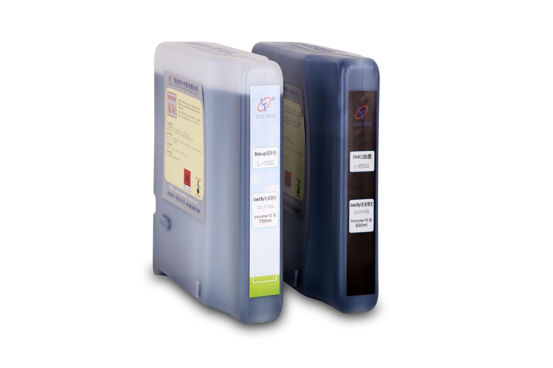 Lead Tech Lt710 Cij Inkjet Printer for Beer Glass Bottle