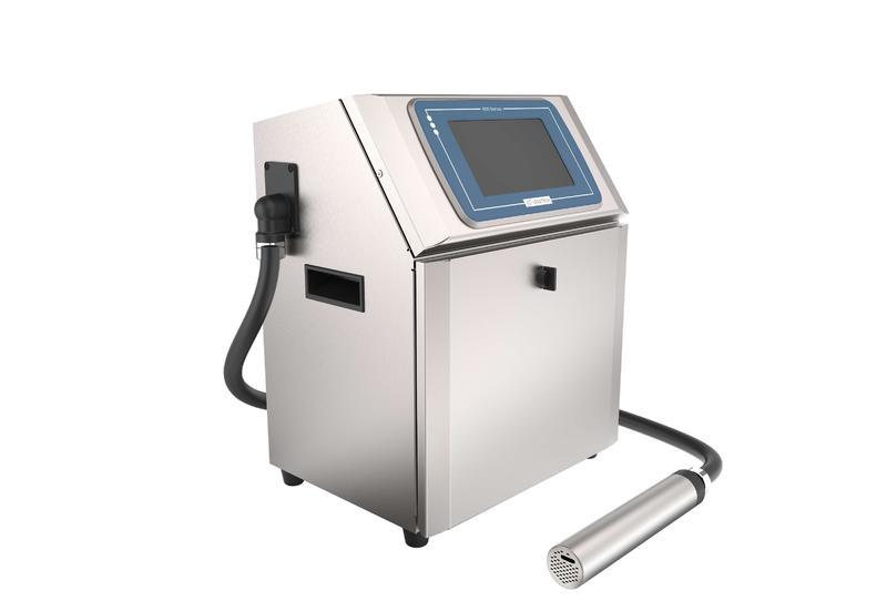 Plastic Bottle Cij Coding Machine Lt800 Leadtech Printer