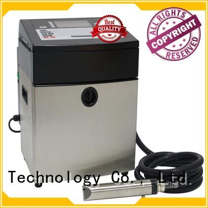 innovative used inkjet printers company for daily chemical industry printing