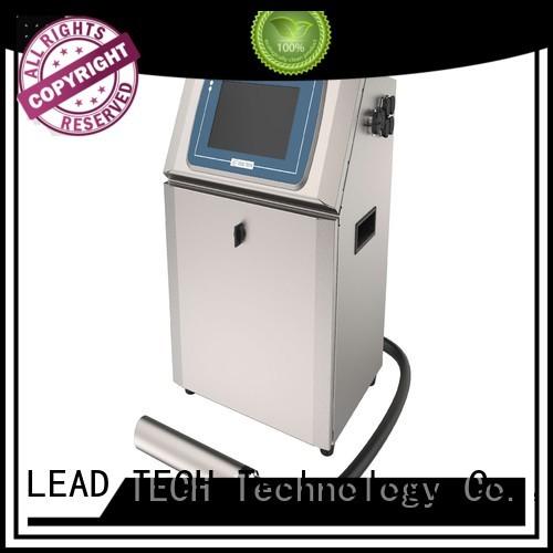 LEAD TECH inkjet printer toner high-performance for drugs industry printing