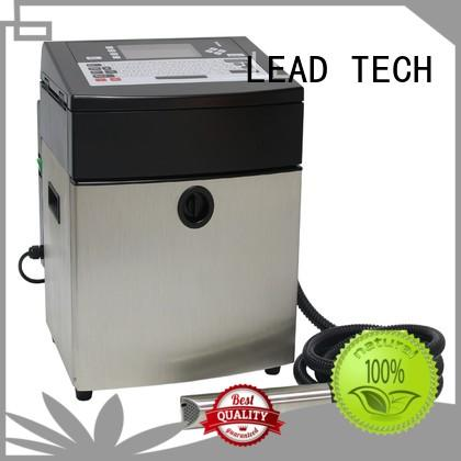 LEAD TECH high-quality inkjet printers uk professtional for auto parts printing