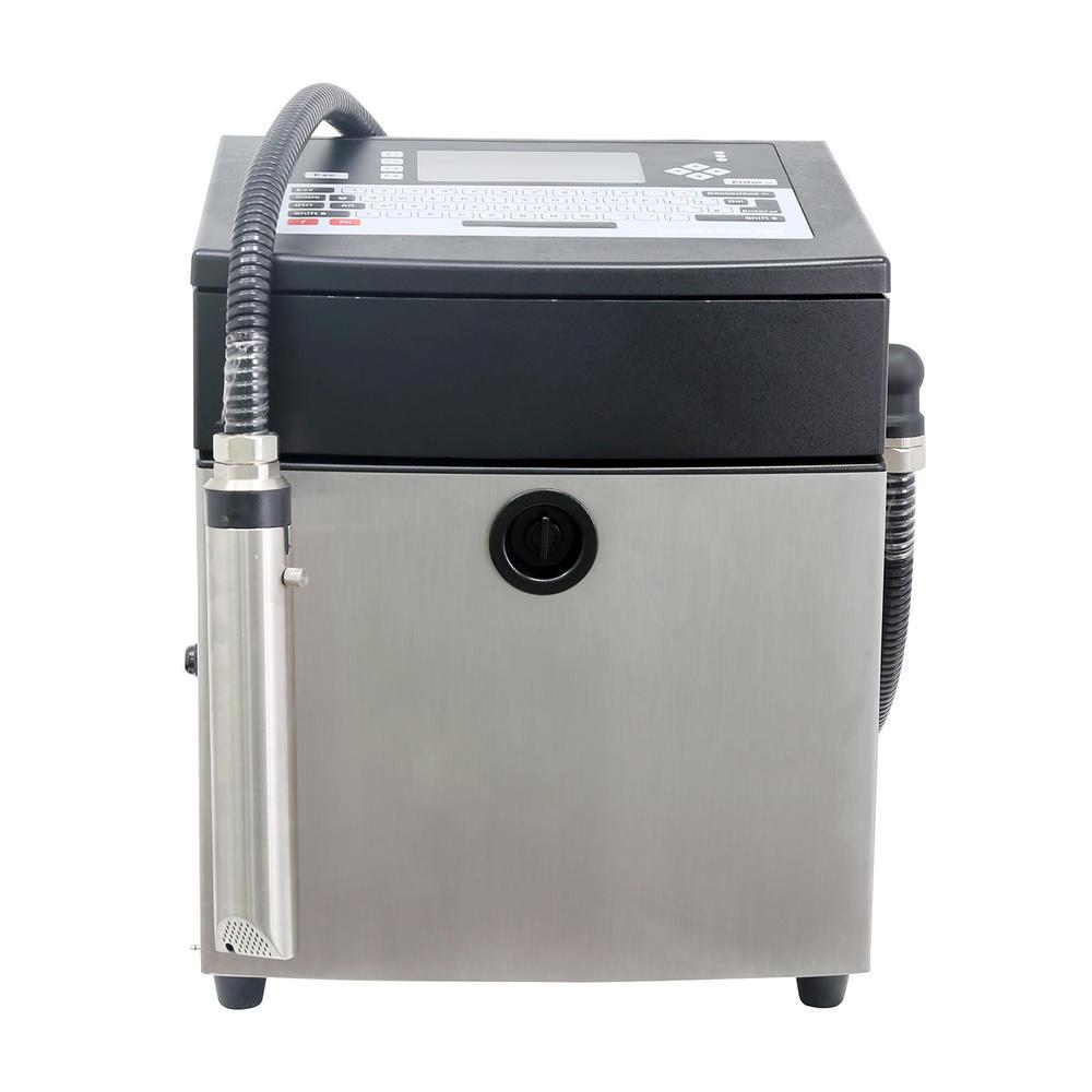 Lead Tech Lt760 Plastic Date Coding Cij Inkjet Printer