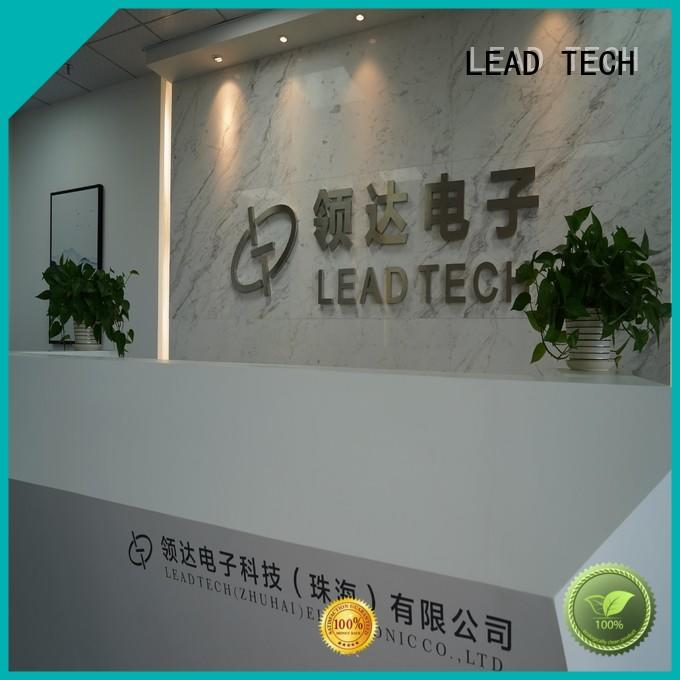 LEAD TECH low cost inkjet printer for tobacco industry printing