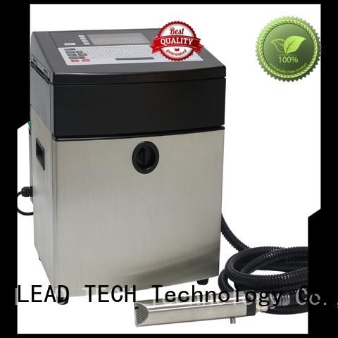 Custom white inkjet printer company for daily chemical industry printing