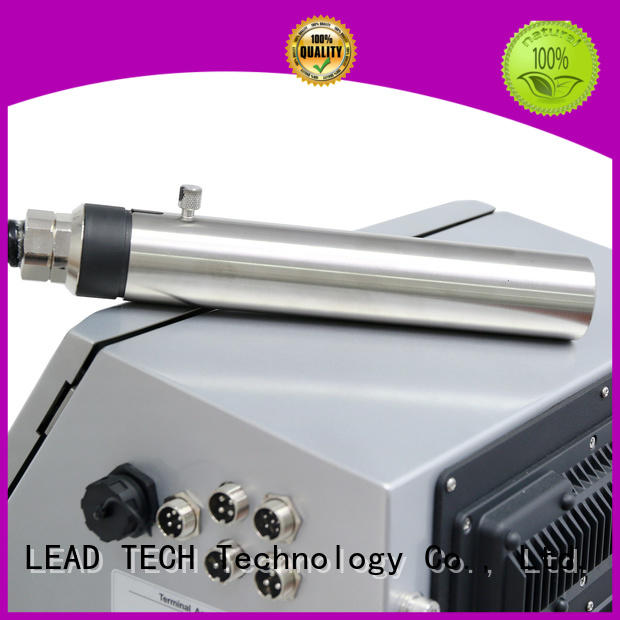 LEAD TECH videojet printer manufacturers for pipe printing