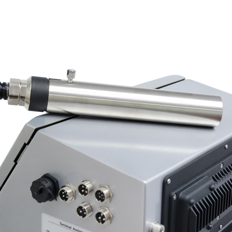 Lead Tech Lt800 Hot Ink Roll Coder Plastic Inkjet Printer