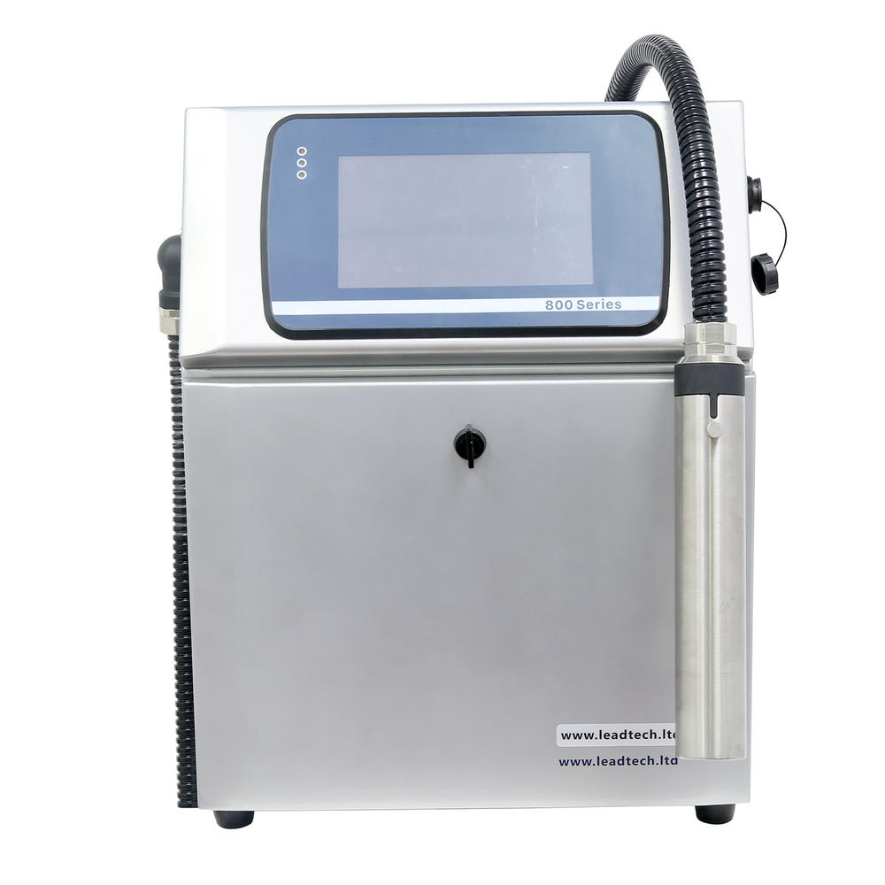 Lead Tech Lt800 Color Printing Machine Inkjet Printer