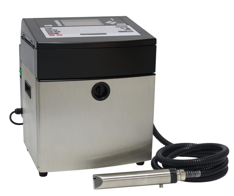 Lead Tech Lt760 Continuous Inkjet Printer for Tuna Can Coding