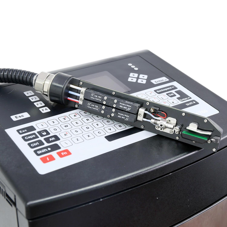 Leadtech Lt760 Digital Label Coding Machine