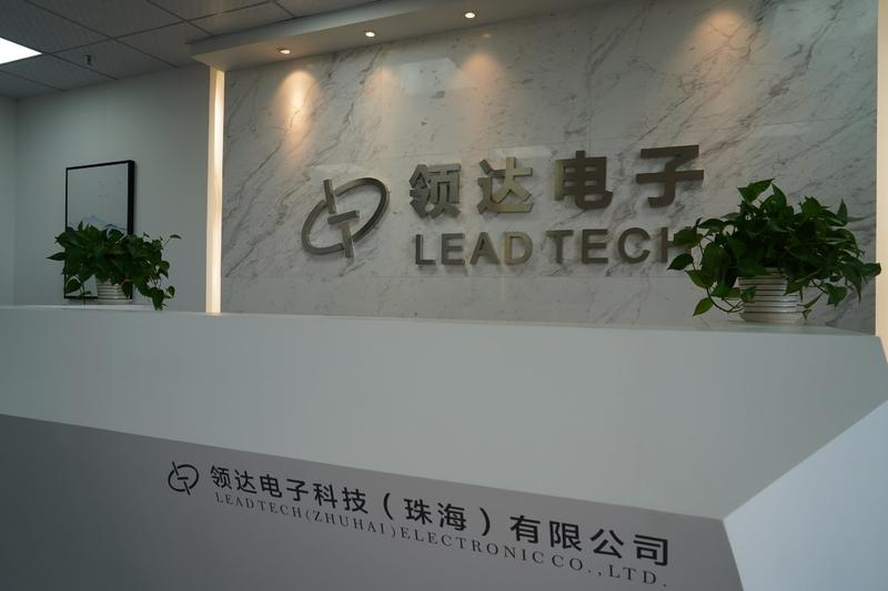 Lead Tech Lt800 PVC Tube OPP-Bag Coding Continuous Inkjet Printer