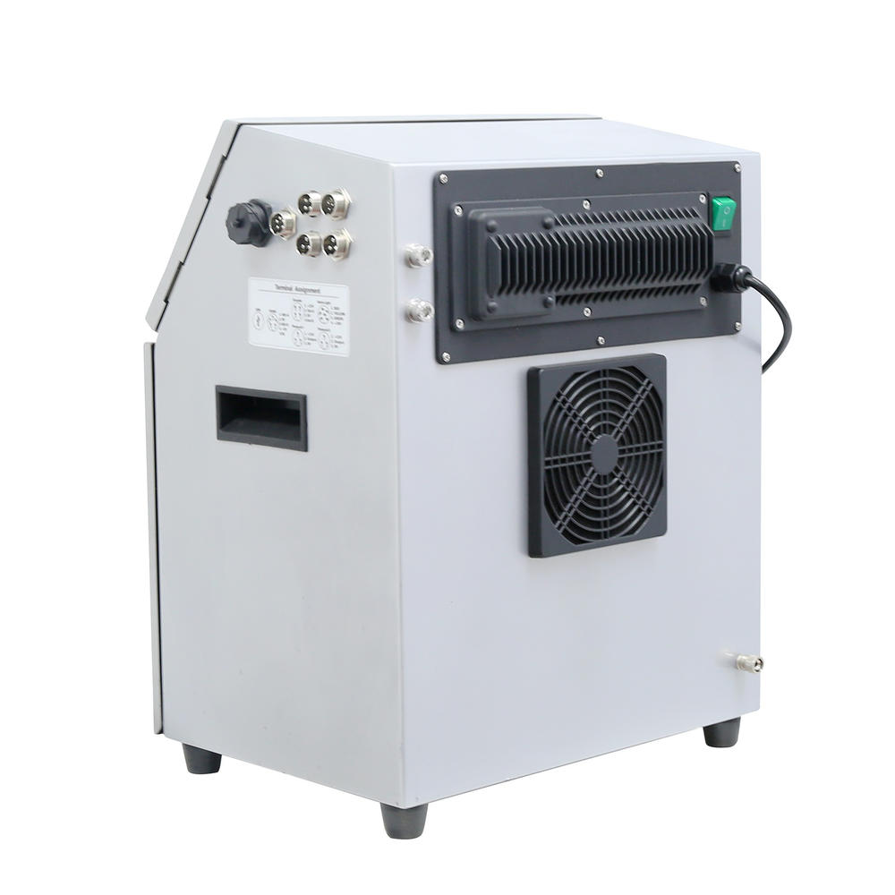 Leadtech Lt800 Barcode Printing Machine Inkjet Card Printer