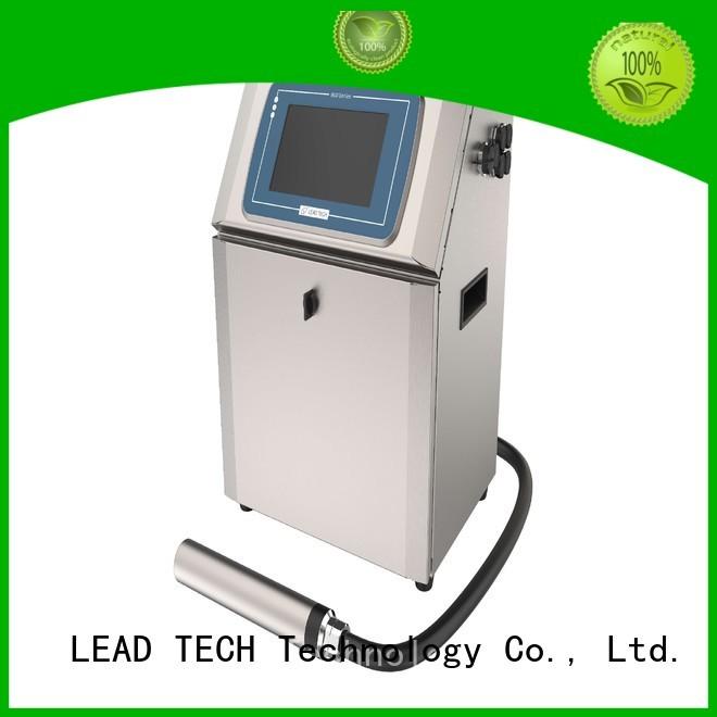 Top inkjet id printer custom for beverage industry printing