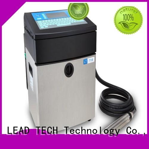 LEAD TECH printer continuous ink for sale OEM for building materials printing