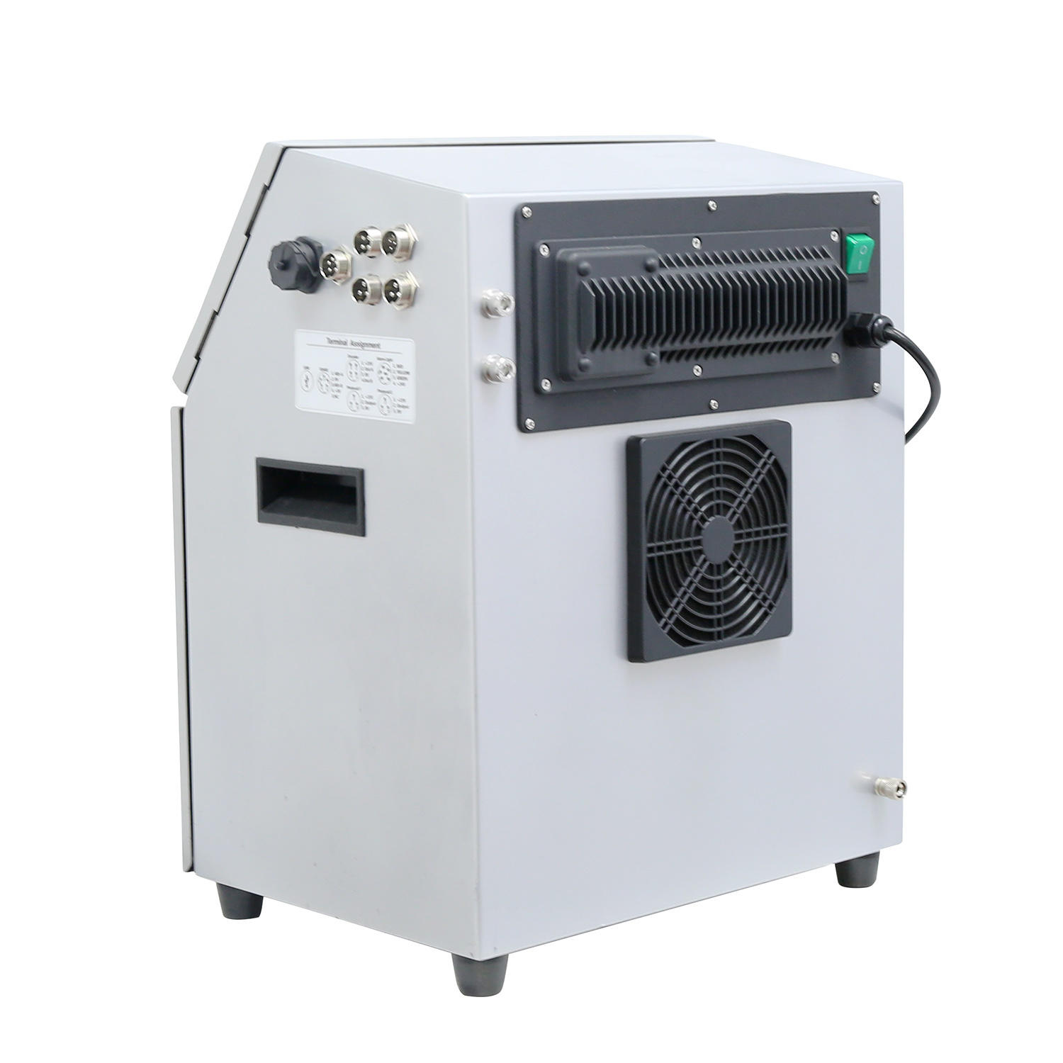 Leadtech Lt800 Cij Inkjet Printer for Bar Code Printing