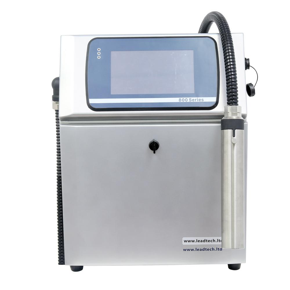 Leadtech Lt800 Hand Jet Printer Digital Label Printing Machine