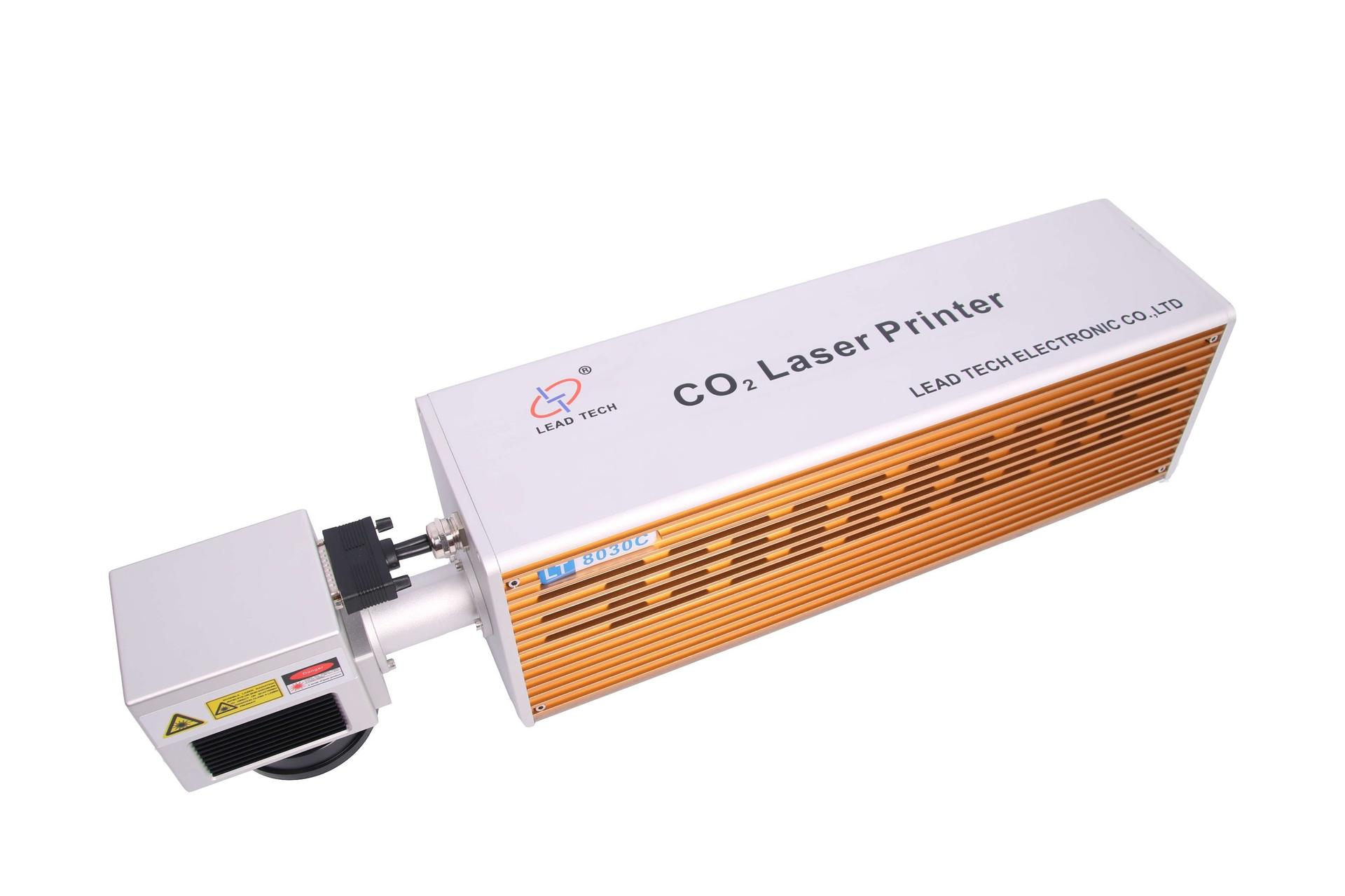 Lead Tech High Speed Laser Printers for Bottles, Cables