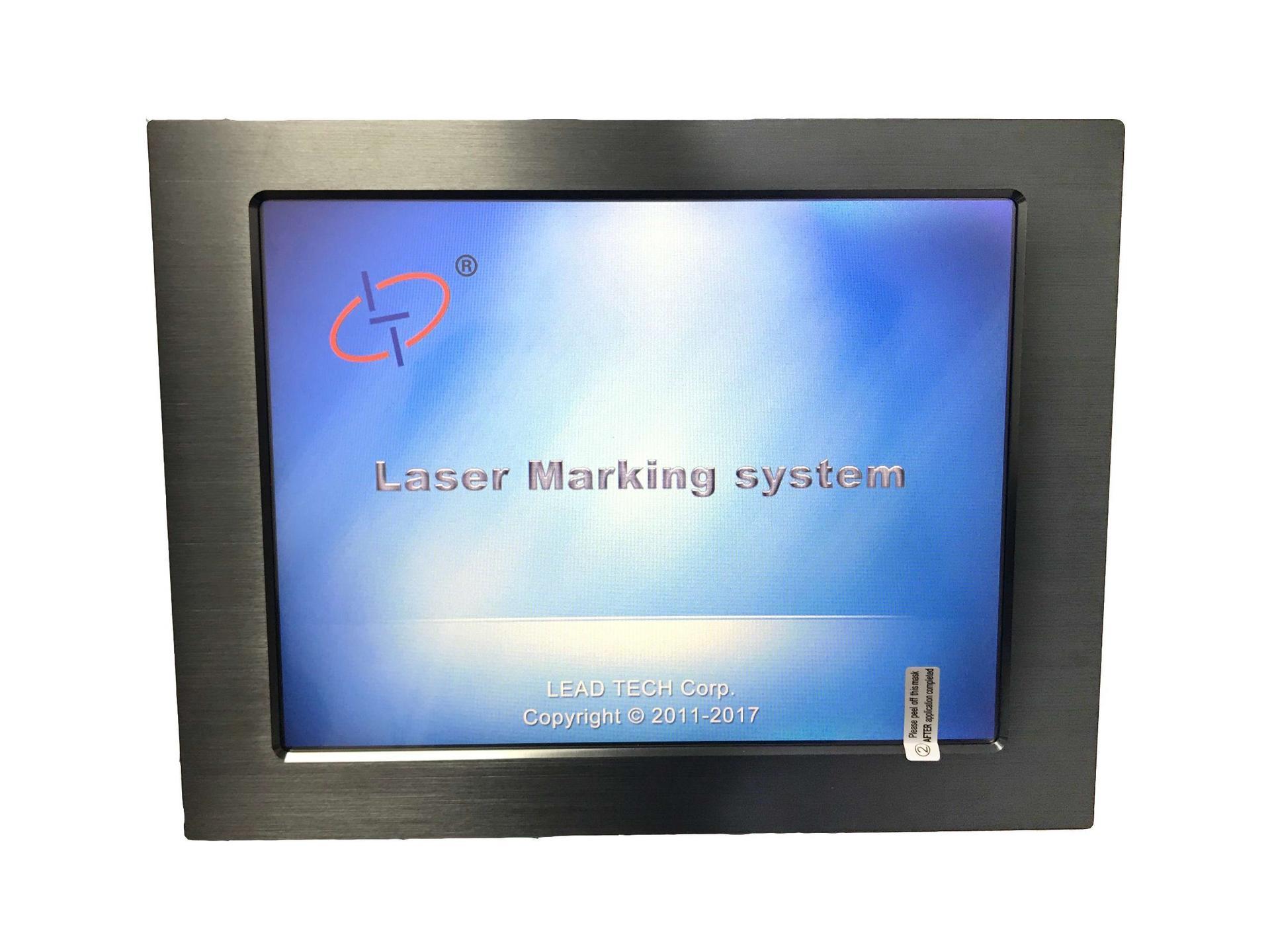 Lead Tech Lt8020c/Lt8030c CO2 20W/30W High Precision Efficient Lasermarking Machine for PPR/PE/PVC Pipe Marking