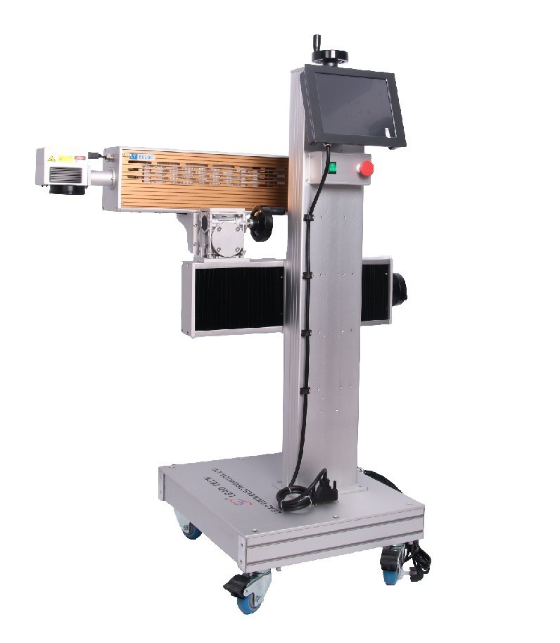 Lt8020c/Lt8030c CO2 20W/30W Digital Laser Marking Printer for HDPE PVC Plastic Pipe Cable Aluminum