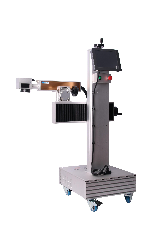 Lt8020f/Lt8030f/Lt8050f Fiber High Speed Qr Code Date Character Laser Printer for Cables and Plastics