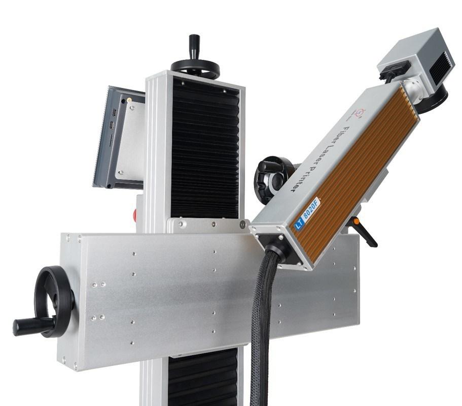 Lt8020f/Lt8030f/Lt8050f Fiber 20W/30W/50W Style Digital Laser Printer for Plastic Logo Metal Printing