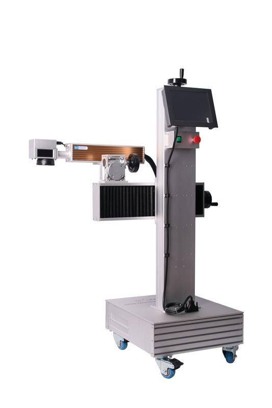Lead Tech Lt8020f/Lt8030f/Lt8050f Fiber High Performance Digital Laser Marking Printer for Plate Silver Gold Printing