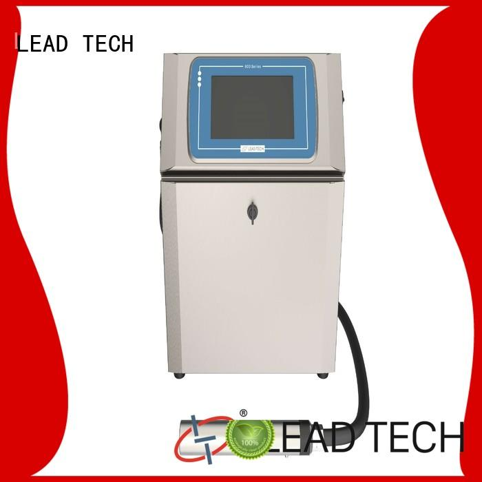 LEAD TECH Wholesale textile inkjet printer company for pipe printing