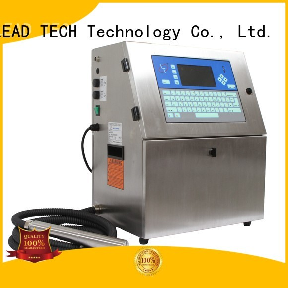 LEAD TECH innovative industrial jet printer Suppliers for building materials printing