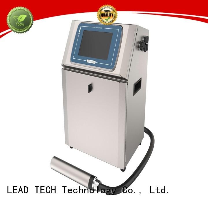 LEAD TECH printer inkjet adalah Supply for building materials printing