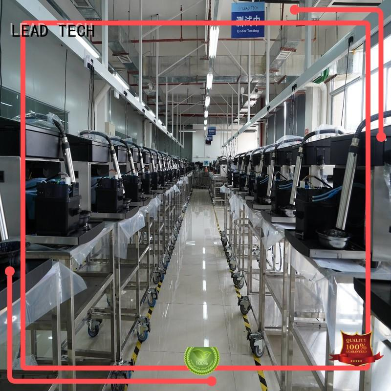 LEAD TECH ink jets printer Supply for food industry printing