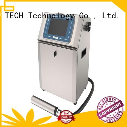 LEAD TECH continuous ink printer Suppliers for drugs industry printing
