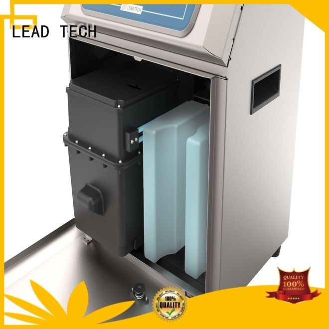 LEAD TECH high-quality inkjet card printer company for pipe printing