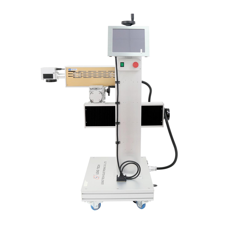 Lt8020c/Lt8030c Date Coding Machine Laser Printer Marking