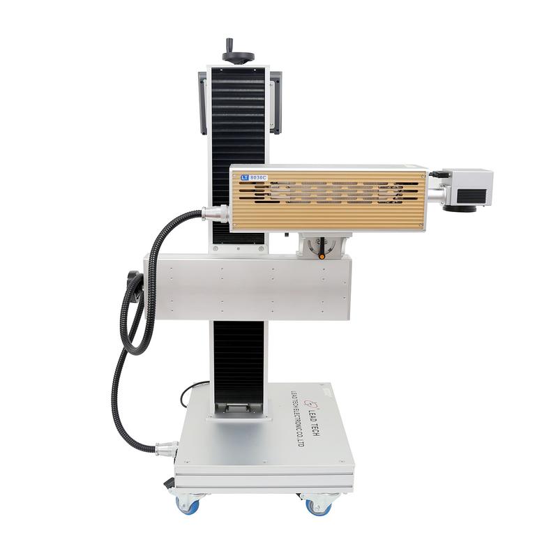 Lt8020c/Lt8030c CO2 Laser Marking Printer Metal Steel Printing Machine