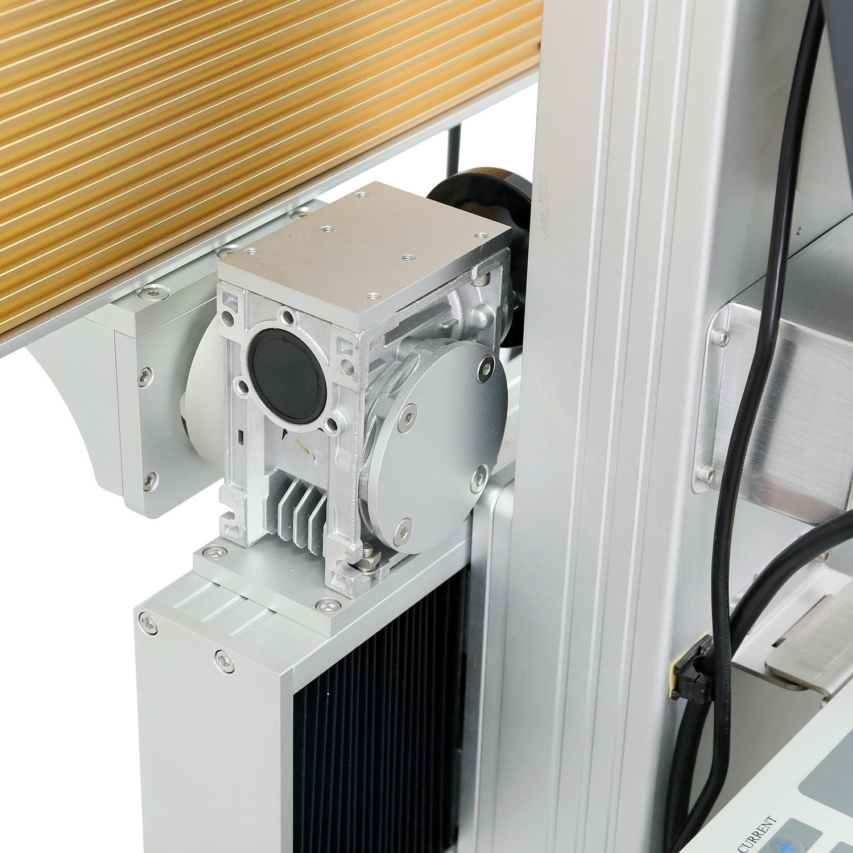 Lt8020c/Lt8030c High Speed Flyingcode Date Character Metal Laser Printer