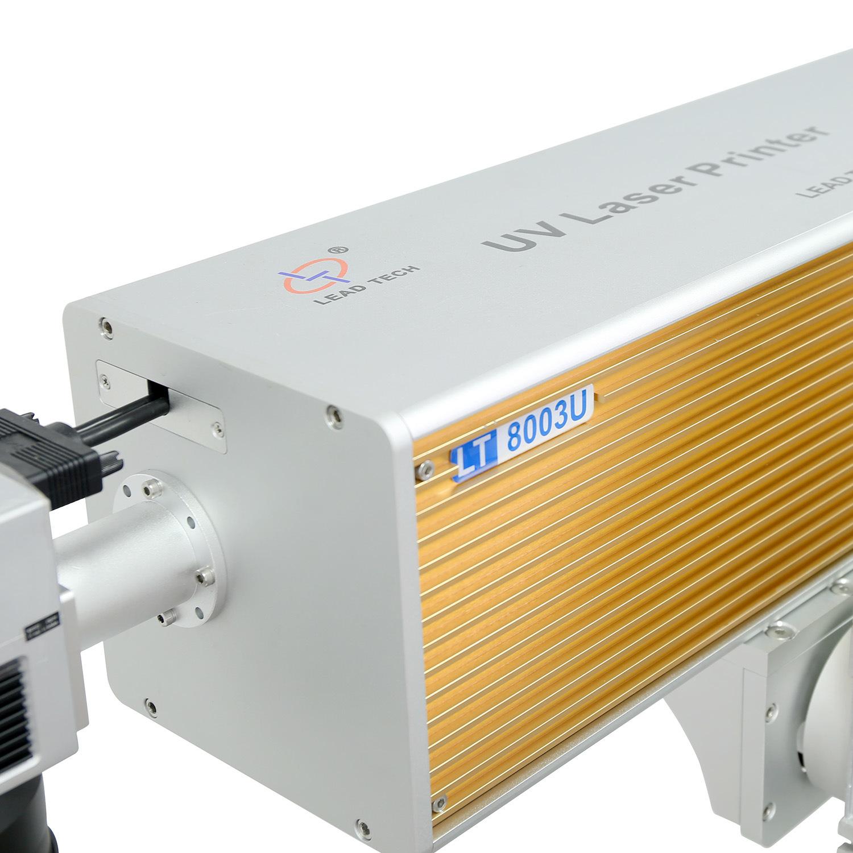 Lt8020c/Lt8030c Cover/Plastic/Logo/Metal Barcode Printing Machine